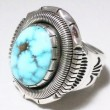 "William Vandever / TURQUOISE RING ① ""Kingman"" (23)"