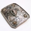 "VOGT / TROPHY BUCKLE ""The Roundup"" (SILVER/K14)"