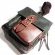 Bibury Court / Waxd Cotton Small Bag (OLIVE)