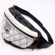 Langlitz Leathers / Padded Hip Hugger Inside Pocket (BLACK/WHITE)