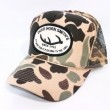 "DEER HORN SMITH'S / MESH CAP ""LOGO A"" (CAMOUFLAGE)"