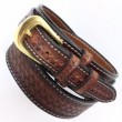 "FUNNY / 1・3/4"" Ranger 1"" Belt ""Basket"" (BROWN ANTIQUE)"