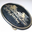 Langlitz Leathers / LL Brass Belt Buckle (SOLID BRASS)
