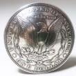 """FUNNY / Concho """"1$ Morgan 1921y Reverse"""" (SILVER 900)"""