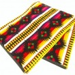 "PENDLETON / Oversized Jacquard Towels ""Fire on the Mountain"""