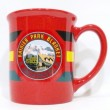"PENDLETON / National Park Mug ""Rainier"" (RED)"