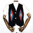 CENTINELA / Chimayo Vest (BLACK)