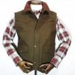 SCHAEFER / Cattleman Vest (TOBACCO)