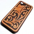 "NOCONA / I PHONE CASE ""Crafted"" (TAN ANTIQUE)"