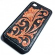"NOCONA / I PHONE CASE ""Crafted"" (BLACK ANTIQUE)"