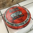 REUZEL(ルーゾー)POMADE/RED Package 水性ポマード