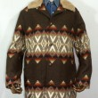 PENDLETON / Shearling Coat (BROWN)